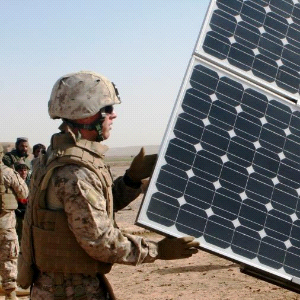The Military also need to invest in Clean Energy