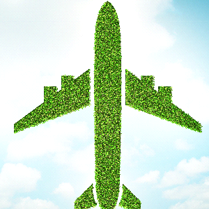 Sustainable aviation fuels reduce over 80% of the CO2 emissions