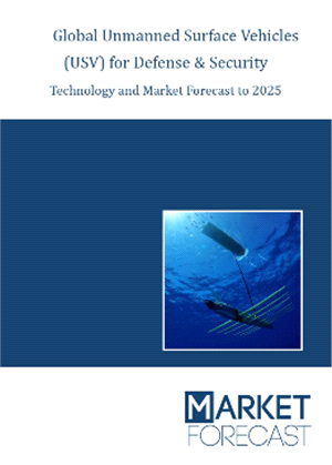 Global Unmanned Surface Vehicles (USV) for Defense & Security, Technology and Market Forecast to 2025
