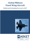 Global Military Fixed-Wing Aircraft - Market and Technology Forecast to 2027