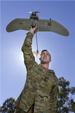 AeroVironment Participates in Contract Signing Ceremony for ADF Wasp AE Package