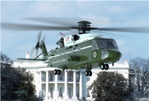 VH-92A Presidential Helicopter Achieves 1st Flight