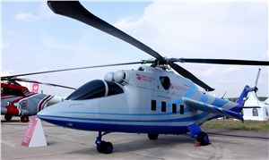 Russian Helicopters and Russian MoD signed contract on formation of the concept of a high-speed combat helicopter