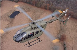 Airbus Helicopters delivers 400th UH-72A Lakota to US Army