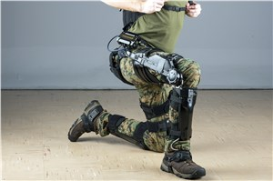 University of Michigan Study Suggests Soldiers Could Cover Inclined Terrain More Easily Using LM's FORTIS K-SRD Exoskeleton