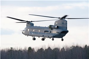 Boeing to Modernize 6 Netherlands CH-47F Chinooks