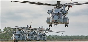 Rheinmetall and Sikorsky Sign a Strategic Teaming Agreement to Offer CH-53K for Germany's New Heavy Lift Helicopter Competition