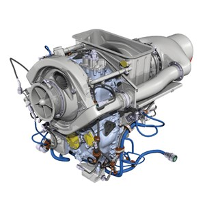 Rolls-Royce M250-C47E Engine to Power New Bell 407GXi Helicopter