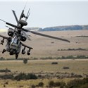 Leonardo to Provide UK Defensive Aids Suite for British Army's New Apache AH-64E Helicopters
