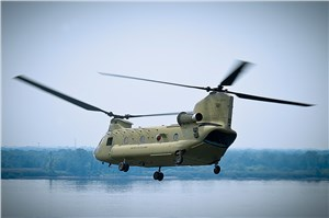 Boeing, Rohde & Schwarz Sign Agreement to Offer R&S SDAR to H-47 Chinook Customers