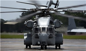 Sikorsky Begins CH-53 King Stallion Heavy Lift Helicopter Deliveries to the USMC