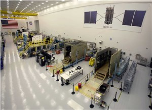 Harris Delivers 5th GPS III Satellite Navigation Payload