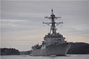 Navy Accepts Delivery of Future USS Thomas Hudner