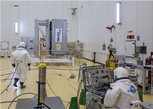 Next Four Galileo Satellites Fuelled for Launch