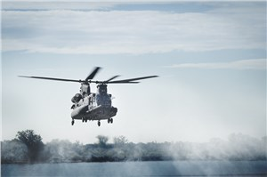Boeing Receives Contract for 4 Special Operations Chinooks