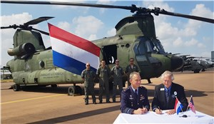 RNLAF Signs Boeing to Apache, Chinook Services Pact