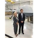 GA-ASI Expands Flight Test and Training Center in North Dakota