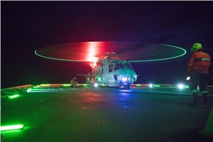 NLR Method Contributes to Cost-Effective Deployment of Norwegian Navy Helicopters