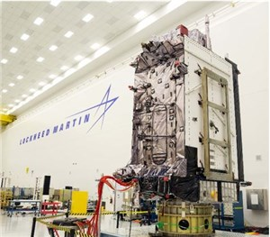 "U.S. Air Force Declares Second LMT GPS III Satellite ""Available for Launch"""