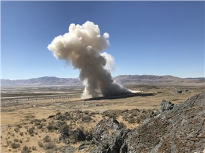 NGC Successfully Completes 1st Qualification Test of New Rocket Motor for ULA Atlas V