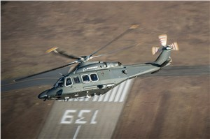 USAF Selects MH-139 Based on the World-class Leonardo AW139 Helicopter for ICBM Protection and Government and Security Forces Transport Missions