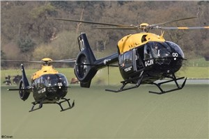 Airbus Helicopters Fully Operational as UK MFTS Aircraft Service Provider