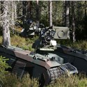 Kongsberg and Milrem Robotics Showcase a Robotic Antitank and HMG System at AUSA