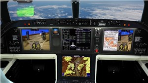 Rockwell Collins Bringing State-of-the-art Pro Line Fusion Avionics to Embraer's New Praetor 500 and Praetor 600 Business Jets