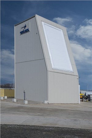 LM Reaches Technical Milestone for Long Range Discrimination Radar