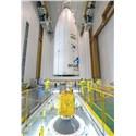 Arianespace integrates GSAT-11 and GEO-KOMPSAT-2A for next week's Ariane 5 launch
