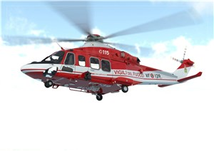 Italian National Fire Corps to enhance its emergency multirole airborne capabilities with contract for 3 AW139 helicopters