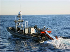 NGC Demos AQS-24B Mine Hunting and Undersea Surveillance Capability at Autonomous Warrior 2018 - Jervis Bay, Australia