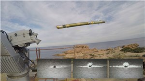 MBDA Successfully Demos the Anti-Surface Capabilities of the Mistral Missile