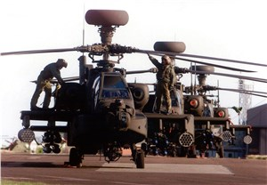 Leonardo Awarded GBP293 M Apache Integrated Operational Support Contract by the UK Mod
