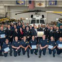 Sikorsky Recognizes County of Los Angeles Fire Department for Role Battling Woolsey Fire with Aerial Firefighting Helicopters