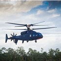 Sikorsky-Boeing SB 1 DEFIANT Helicopter Achieves 1st Flight