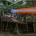3-D Printed RL10C-X Prototype Rocket Engine Soars Through Initial Round of Testing