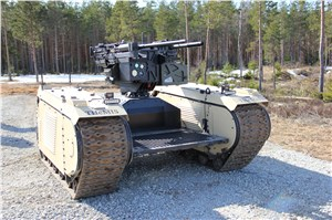 Robotic Warfare Systems Will Bring Disruption to the Battlefield, Milrem Robotics' Study Finds