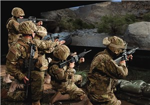 Meggitt Training Systems to showcase military virtual training and live-fire products at Warrior Expo West