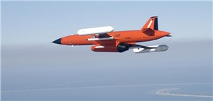 Kratos Receives $31.8 M Sole Source Unmanned Aerial Target Drone Contract Award from USAF