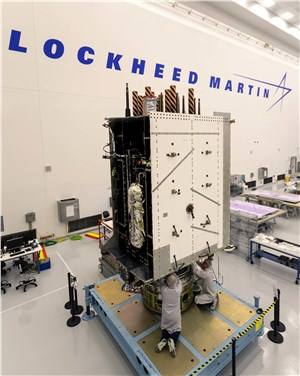 LM Delivers GPS III COps Ground System Upgrade to Control More Powerful GPS Satellites