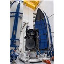 Fit For Success: AEHF Satellite Encapsulated and Prepared for Launch