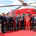 Leonardo, Italian National Fire Corps Expands AW139 Helicopter Fleet With EUR75 M Order