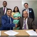 Airbus Helicopters and Pawan Hans sign MoU for introduction of H145 and H225 and support for AS365N Dauphin fleet
