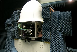 HENSOLDT collision warning radar for UAVs well protected