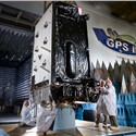 GPS III satellite launches with RAD750 single board computers
