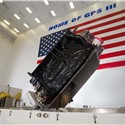 2nd LM-Built Next Generation GPS III Satellite Responding to Commands, Under Self-Propulsion