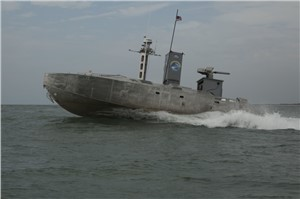 Navy, Marine Corps Leaders Witness New Expeditionary Warfare USV in Action at ANTX Demonstration