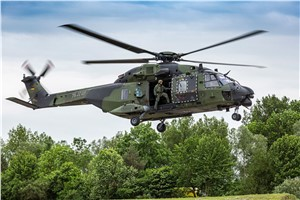 Airbus Helicopters and Elbe Flugzeugwerke Take on Maintenance Activities for the Bundeswehr's NH90 Fleet