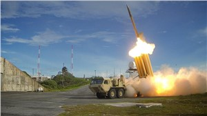 LMT's PAC-3 CRI Missile Sets Distance Record During Army Integrated Air and Missile Defense Intercept Test